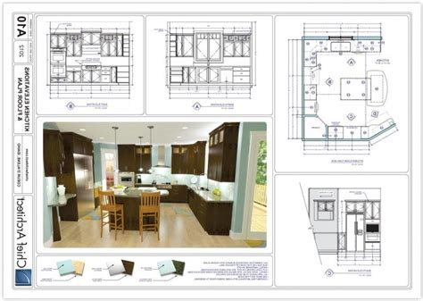 chief architect home design interiors photo realistic cabinet program