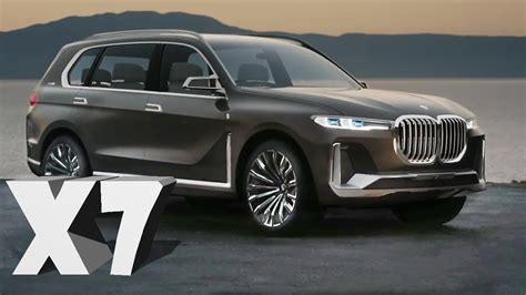 2019 Bmw New Models by Bmw X7 New Model 2019