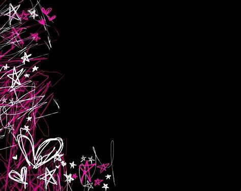 Pink Flower Wall Stickers glitter graphics the community for graphics enthusiasts
