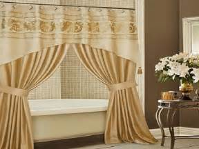 Bathroom Curtain Ideas by Luxury Design Bathroom Shower Curtain Ideas Cool Shower