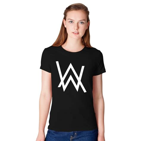 Tshirt Alan Walker 3 alan walker logo s t shirt by customon ebay