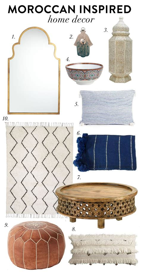 moroccan inspired decor moroccan inspired home decor charmingly styled