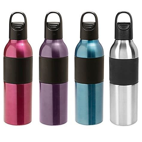 bed bath and beyond water bottle oxo good grips 174 push top 24 oz water bottle bed bath beyond