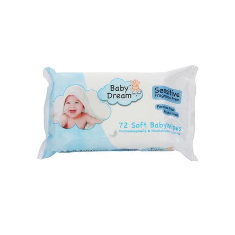 Sweet Baby Wipes Soft baby sensitive baby wipes 72 in wipes infection