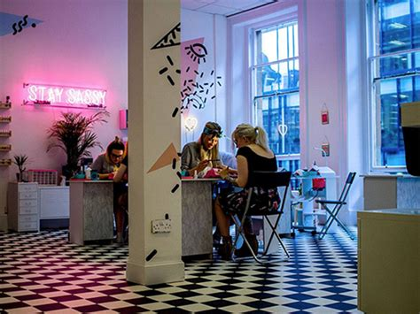 hairdresser glasgow road edinburgh nail bars to know in london leeds manchester liverpool