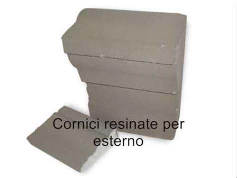 cornici per esterno plastik cornici resinate per esterno