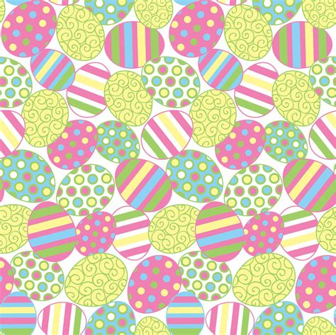 easter pattern easter spring seamless print pattern 6 by doncabanza on