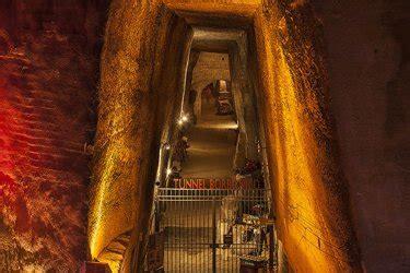 napoli sotterranea prezzo ingresso tunnel borbonico napoli la galleria borbonica di napoli
