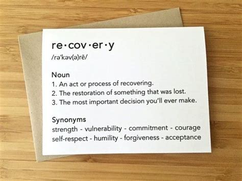free printable sobriety anniversary cards recovery card inspirational recovery card addiction