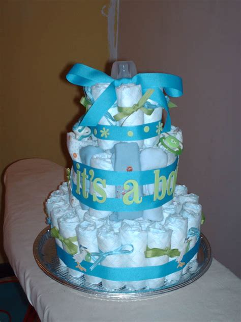 Boy Baby Shower Cakes Pictures by Boy Baby Shower Cake Lots Of Color And Lots Of