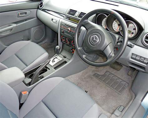 mazda interior mazda 3 2003 interior