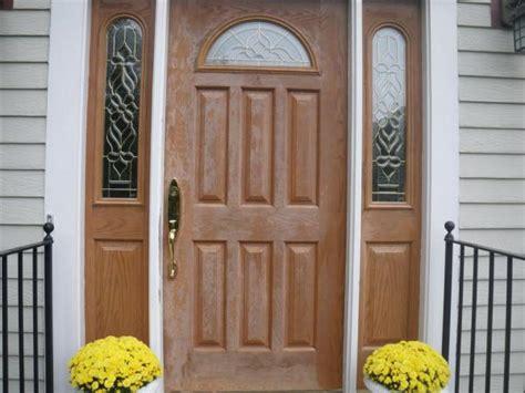 Refinish Fiberglass Exterior Door Hac0 Com Refinishing Exterior Door