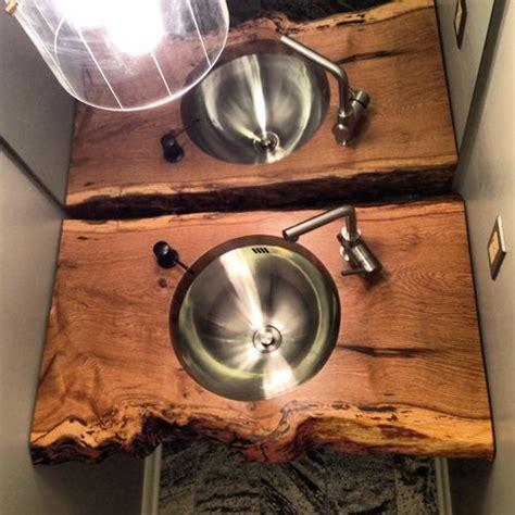 slab sink diy slab sink modfrugal wood bob vila s picks
