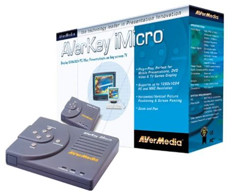 Tvmicro Express Brings Tv To Your Mac And Ipod by Avermedia Key Micro Tv On Your Pc