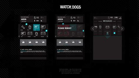 Bd Ps4 Watchdog 2 Reg 3 All New Sealed Bnib new dogs screens menus new article neogaf