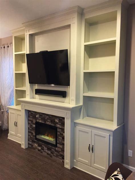 custom fireplace electric fireplace tile surround built