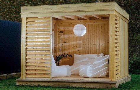pavillon garten holz garden cube 4 x 3 m breite x tiefe aus fichtenholz