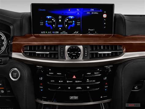 lexus lx interior 2017 2017 lexus lx interior u s news world report