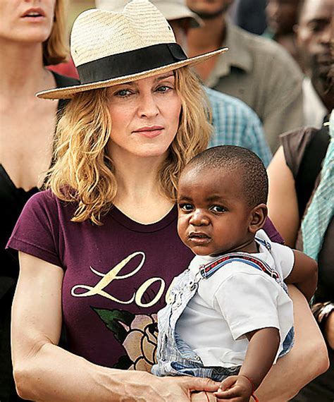 Adopt An Orphan Just Like Madonna by Madonna About To Adopt A Second Malawi Orphan Daily