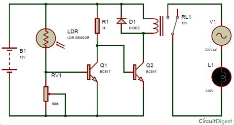 L D R Circuit Diagram Repair Wiring Scheme