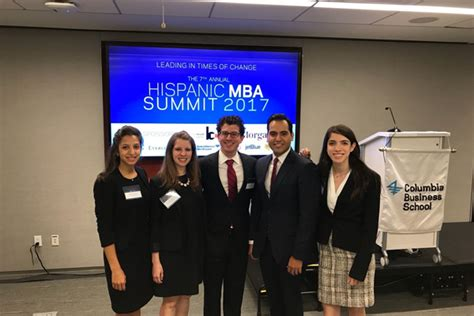 National Hispanic Mba Conference 2017 by From Hometown To Mba Where Communities Meet Johnson At