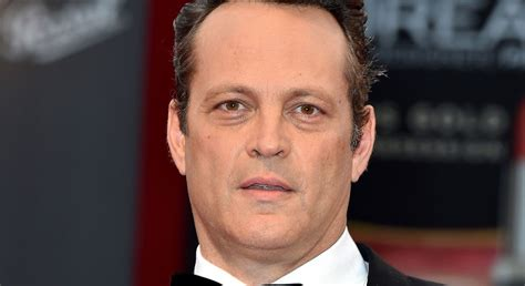 Vince Vaughn - vince vaughn is now bald after all of his hair