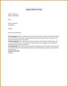 Certification Letter For Maternity Leave leave letter from office sample of official leave 400 384 jpg