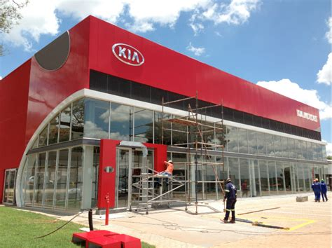 Kia Dealership Kia Motors South Africa To Launch Its Solar Powered
