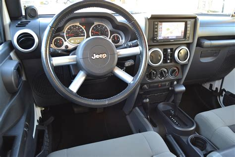 how it works cars 2010 jeep wrangler interior lighting 2010 jeep wrangler unlimited sahara pre owned