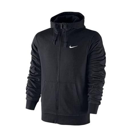 Pakaian Sport Hoodie Untuk Anjing jual pakaian casual nike club terry fz hoodie black