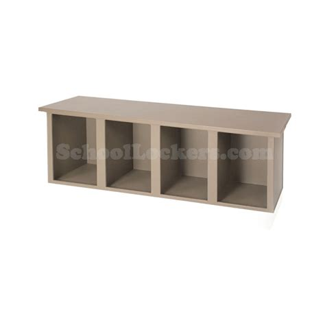 4 cubby storage bench plastic cubby bench