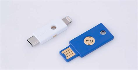 yubikey with lightning launched for ios devices ubergizmo