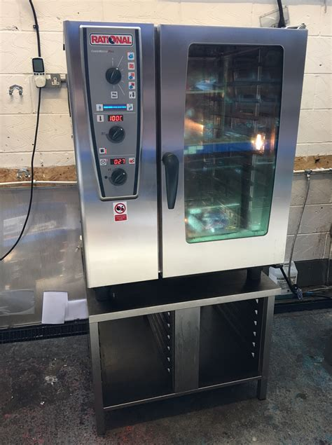Oven Rational rational combi oven 10 grid electric cmp101 2013