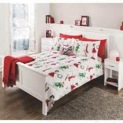 Christmas Duvet Sets George Home Christmas Pin Ups Duvet Set Bedding Asda