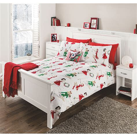 asda bed sets george home pin ups duvet set bedding asda