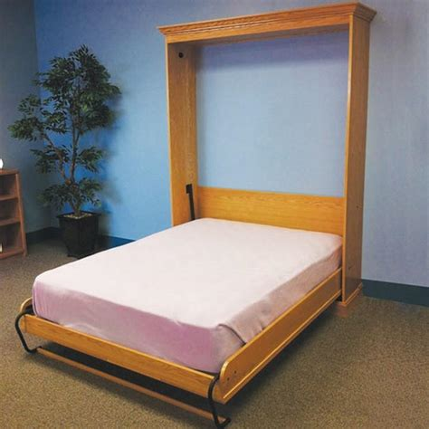 vertical bed deluxe murphy bed kits vertical mount rockler woodworking tools