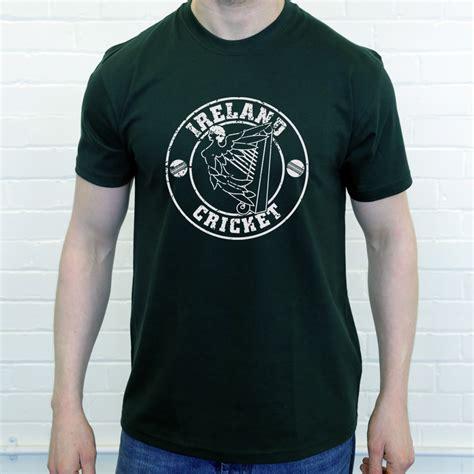 design t shirt ireland ireland cricket navy blue women s t shirt from