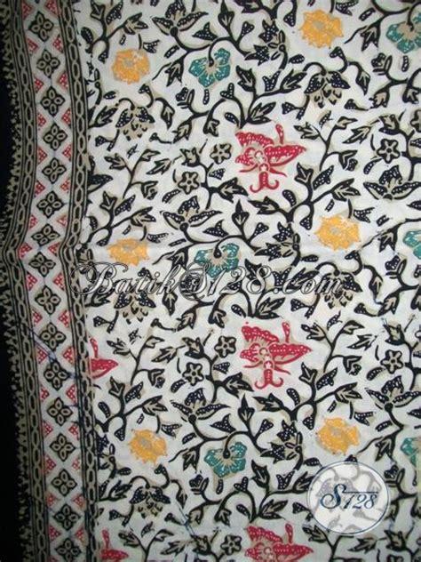 Kain Batik Motif Sulur Bunga motif bunga untuk batik elegan kain batik yang banyak diminati dan modern k1276ct toko batik