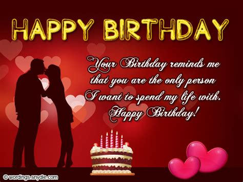 birthday wishes for boyfriend and boyfriend birthday card wordings wordings and messages