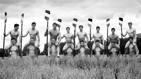 Calendrier Nu Warwick Rowers Back With Their 2015 Fundraising