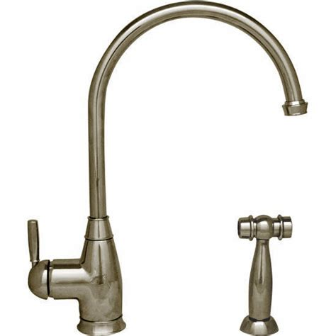 whitehaus kitchen faucet whitehaus queenhaus kitchen faucet with single lever and