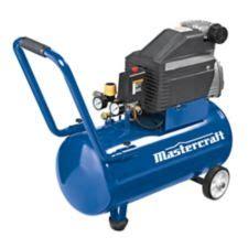 mastercraft 8 gallon air compressor canadian tire
