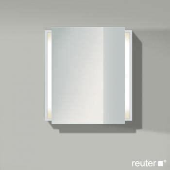 spiegelschrank reuter duravit ketho spiegelschrank mit beleuchtung weiss matt