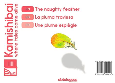 traviesa en ingles la pluma traviesa the feather une plume espi 232 gle