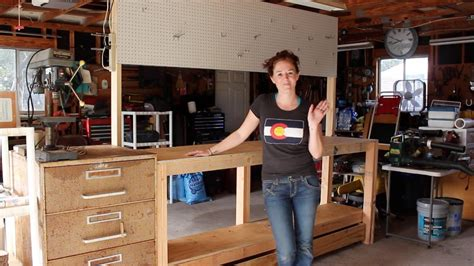 build  simple  workbench youtube