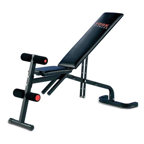 york gym bench york db4 dumbbell bench