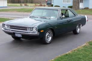 1972 dodge dart classic automobiles
