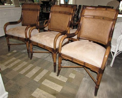 set   kreiss tropical tommy bahama style dining chairs