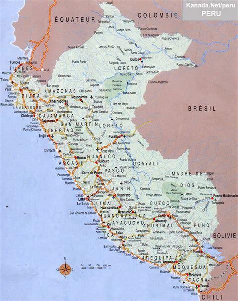 peru on a map outside lima c 233 line yannick in peru
