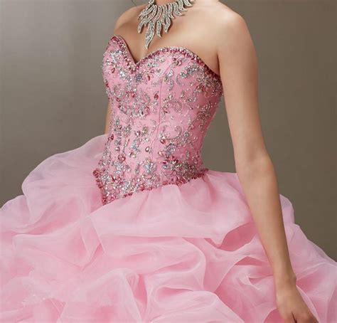 light pink color dresses 25 best ideas about light pink quinceanera dresses on